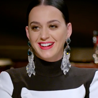 Katy Perry on Meditation